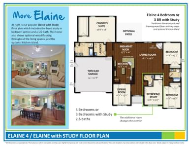 Elaine Delaware Home for Sale.