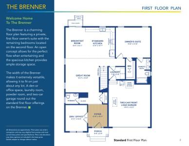 Brenner Delaware Home for Sale. 2