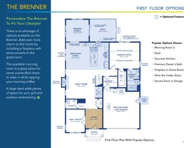 Brenner Delaware Home for Sale. 3