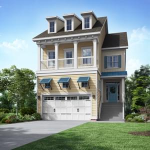 Marlene Beach New Home in Delaware
