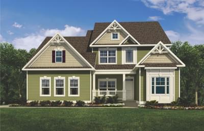 Peterman New Home in Delaware