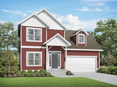 Brenner New Home in Delaware
