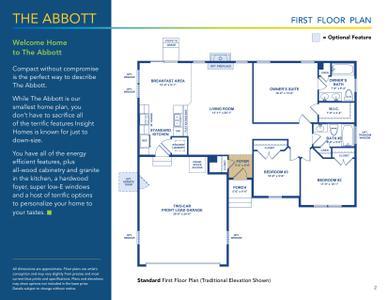 Abbott Delaware Home for Sale. 2