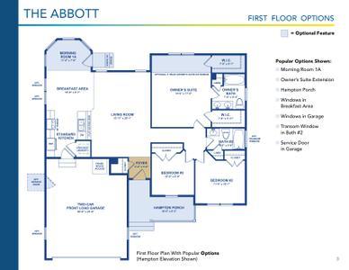 Abbott Delaware Home for Sale. 3