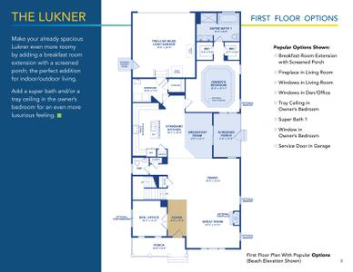 Lukner Beach Delaware Home for Sale. 3