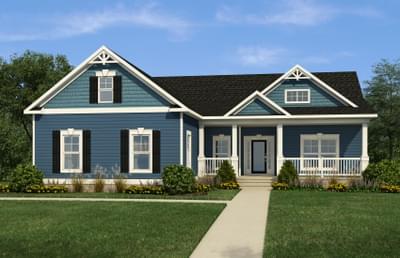 Vandelay Delaware Home for Sale. Hampton (side entry)