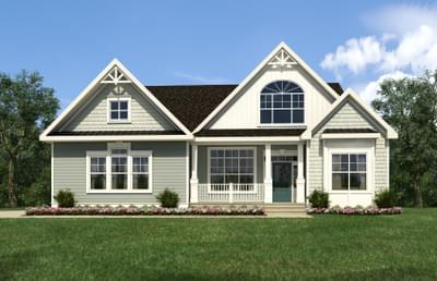 Cartwright New Home in Delaware