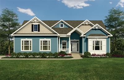 Drake Delaware Home for Sale. Hampton (side entry)