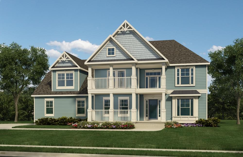 Single Family for Sale at Heron Ponds-Kramer 9530 Heron Ponds Parkway Delmar, Maryland 21875 United States